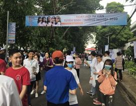 TPHCM: Hàng nghìn thí sinh dự ngày hội tư vấn xét tuyển ĐH, CĐ 2020