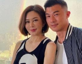 """""""Đệ nhất mỹ nhân Hồng Kông"""" Quan Chi Lâm hò hẹn với người mẫu kém 24 tuổi"""