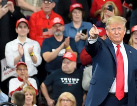 6 nhân viên vận động tranh cử của ông Trump mắc Covid-19