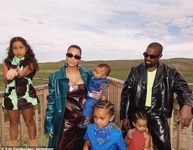 """Kim Kardashian và dàn """"sao"""" chúc mừng ngày của Cha"""