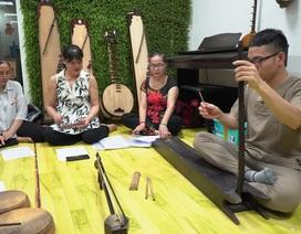 Hồi sinh nghệ thuật hát xẩm ở Hà Nội