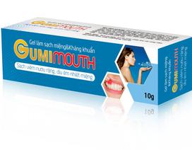 Nhiệt miệng, nhiệt lưỡi, nhiệt lợi dùng ngay gel bôi thảo dược Gumimouth