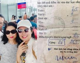 Hoa hậu Ngọc Hân tiết lộ bố từng đi thi Toán quốc tế, là Thủ khoa đại học
