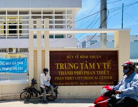 """Trung tâm Y tế TP Phan Thiết bị """"rút ruột"""" 5,4 tỷ đồng!"""