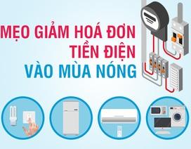 Tuyệt chiêu giúp giảm hoá đơn tiền điện trong những ngày cao điểm nắng nóng