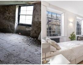 Người đàn ông biến tầng hầm bỏ hoang thành căn hộ trị giá nửa triệu USD