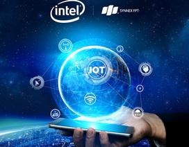Giải pháp Intel IoT cho ngành hàng bán lẻ thông minh