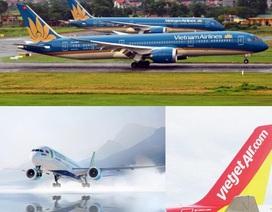 Phá vỡ mọi kịch bản, hàng không Việt Nam phục hồi ngoạn mục!
