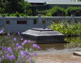 Hà Nội: Bí ẩn về khu lăng mộ đá tưởng chừng biến mất sau trận lũ lịch sử