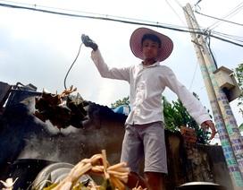 Lò bánh ú Sài Gòn sản xuất hơn 30.000 cái mùa Tết Đoan Ngọ
