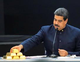 """Lãnh đạo Venezuela """"đấu đá"""" giành kho vàng 1 tỷ USD ở London"""