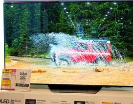 Những dòng TV 4K bán chạy nhất trong dịp hè 2020