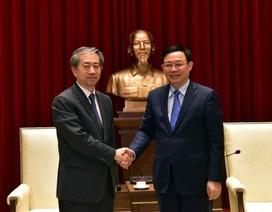 Đại sứ Trung Quốc nói về dự án đường sắt Cát Linh - Hà Đông