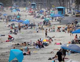"""3 bang đông dân nhất nước Mỹ thành các """"ổ dịch"""" Covid-19 mới"""