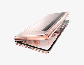Lộ ảnh bản dựng 2 phiên bản khác nhau của Samsung Galaxy Fold 2