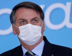 Tổng thống Brazil nói có thể đã mắc Covid-19