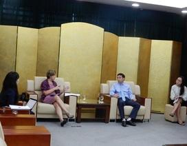 UNICEF giúp trẻ em Đà Nẵng tiếp cận sớm công nghệ trong học tập