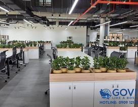 Govi- nội thất văn phòng phong cách hiện đại, cập nhật xu hướng thế giới