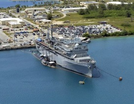 Nghị sĩ Mỹ trình dự luật nâng cấp đảo Guam đối phó Trung Quốc