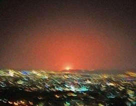 Nổ lớn rung chuyển thủ đô Iran, nghi vụ tấn công nhằm vào căn cứ quân sự