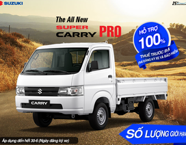Sở hữu độ bền vượt trội, Super Carry Pro hoàn toàn mới ngày càng được ưa chuộng