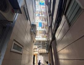 """Ngột ngạt các khu chung cư mini ở ngõ nhỏ Hà Nội giữa cái nắng """"đổ lửa"""""""