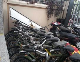 """Bộ Công an: Không có chuyện xe đạp của công an phường """"đắp chiếu, phủ bụi"""""""