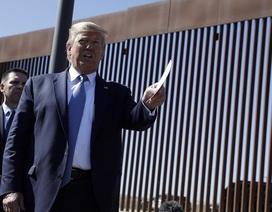 Nguồn ngân sách xây tường biên giới của ông Trump bị tuyên bất hợp pháp