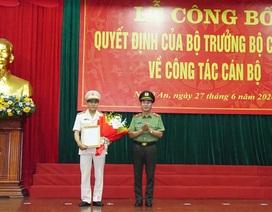 Nghệ An, Điện Biên có tân Giám đốc Công an tỉnh
