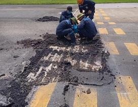 Đường băng sân bay Nội Bài, Tân Sơn Nhất liên tục nứt, vỡ