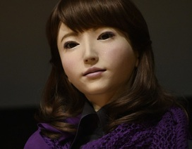Robot thông minh xinh đẹp đóng vai nữ chính trong phim điện ảnh