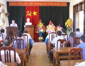Hiệu trưởng trường THPT Cửa Tùng bị cách chức tất cả các chức vụ trong Đảng