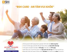 Trẻ dưới 6 tuổi đã có thể tham gia gói bảo hiểm sức khỏe độc lập của BSH