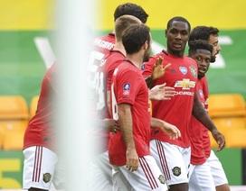 Maguire ghi bàn quyết định, Man Utd nhọc nhằn vào bán kết FA Cup