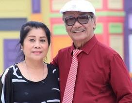 Hôn nhân đặc biệt của NSND Trần Hiếu với người vợ kém 18 tuổi