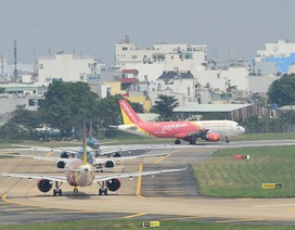Sửa đường băng Nội Bài, Tân Sơn Nhất, khách đi máy bay phải đến sớm 2 tiếng