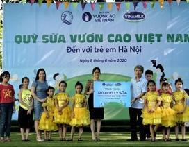 Hơn 1.300 trẻ em Hà Nội được chăm sóc dinh dưỡng