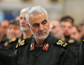 Iran phát lệnh bắt giữ Tổng thống Trump vì vụ sát hại tướng cấp cao