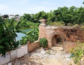 Trung tâm Bảo tồn Di tích Cố đô Huế lên tiếng về 2 cổng thành vừa phát lộ