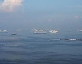 Tàu cá Philippines va chạm tàu hàng nghi của Trung Quốc, 12 người mất tích