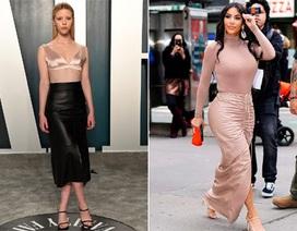 Mẫu dép nào đang được Kim Kardashian, Elsa Hosk yêu thích?