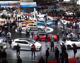 Ban tổ chức rao bán Triển lãm ô tô Geneva