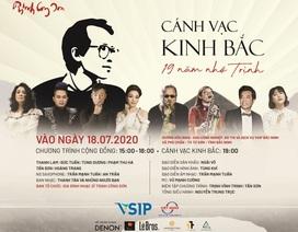 """Đêm nhạc Trịnh 2020 - """"Cánh vạc Kinh Bắc"""" tại VSIP Bắc Ninh"""