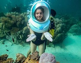 Thực hư vụ nữ du khách tố bị quấy rối, sàm sỡ khi lặn san hô ở Bình Ba
