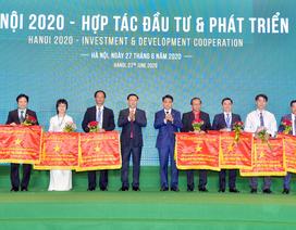 """Fintech hàng đầu Việt Nam xuất sắc được vinh danh trong Hội nghị """"Hà Nội 2020 - Hợp tác Đầu tư và Phát triển"""""""