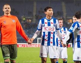 Báo Hà Lan nói gì về việc CLB Hà Nội trả lương cho Văn Hậu ở Heerenveen?