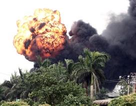Chủ tịch Hà Nội yêu cầu công khai nguy cơ rủi ro trong vụ cháy kho hóa chất