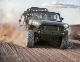 Sau xe tổng thống, GM giành quyền sản xuất xe quân sự