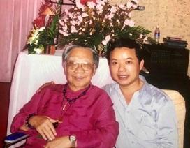 """GS-TS Trần Văn Khê  - """"Trí huệ để lại cho đời"""" và những điều chưa từng kể"""