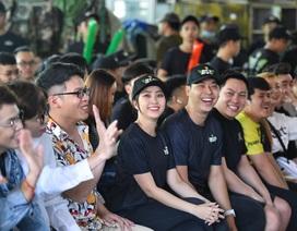 MC Liêu Hà Trinh, Vĩnh Phú và hơn 30 streamer tham gia ngày hội bắn súng sơn